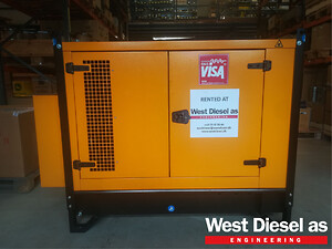 21 kW generatoranlæg