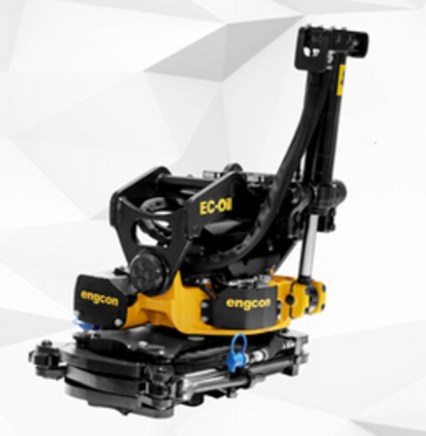 Sikkert og automatisk hurtigskift til mindre gravemaskiner - Sikkert og automatisk hurtigskift til mindre gravemaskiner