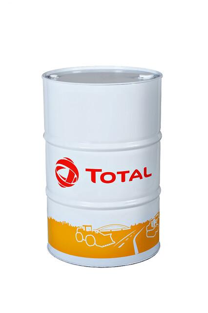 Ny TOTAL motorolie til entreprenørmaskiner - Smøremidler, entreprenørmaskiner, total, motorolie