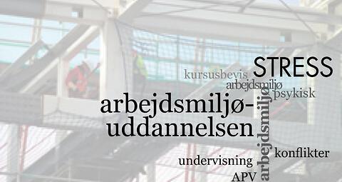 Arbejdsmiljøuddannelsen i København