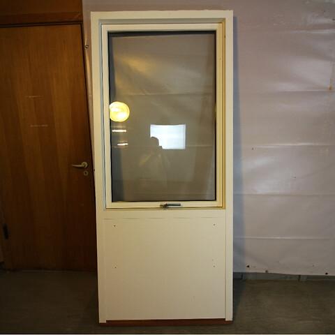Topstyret vindue, træ, 009517