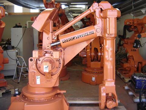 ABB robot IRB6400 S4C M97  med garanti