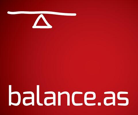 Meningen med balance.as