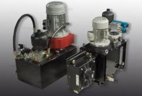 ProdukterMini aggregater / kompaktaggregater fra Hydac