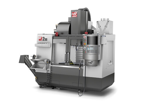 HAAS Automation, Inc. VF-2SS