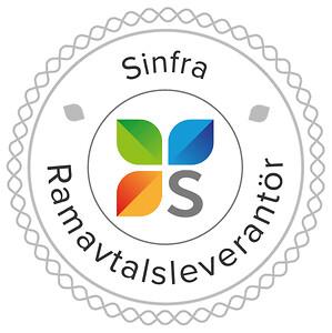Sinfra ramavtalsleverantör