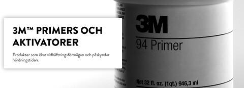 3M™ Primers och aktivatorer från KA Olsson & Gems