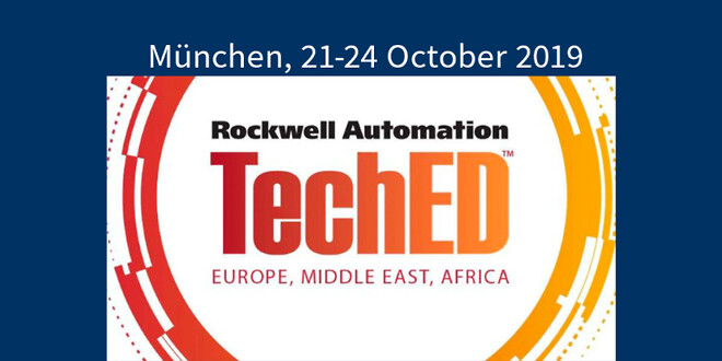 Rockwell Automation TechED Wexøe