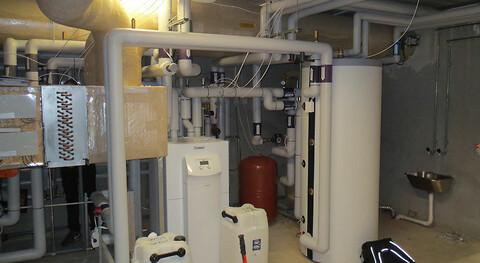 1-dages kursus om installation, service og vedligehold af varmepumper