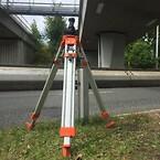 Scanning i Værløse med Topcon GLS-2000 Laser Skanner