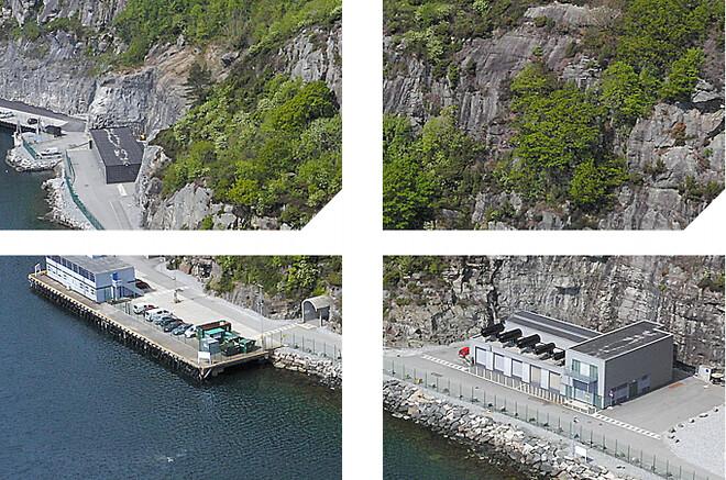 Nødstrøm sikrer 100% oppetid for Green Mountain