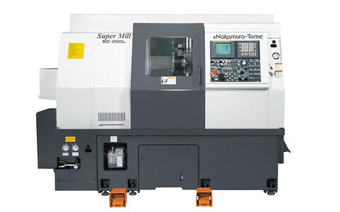 Super Mill SC 200L fra Beta Maskin