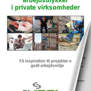 Inspirationskatalog til projekter med tilskud til at forebygge nedslidning og arbejdsulykker