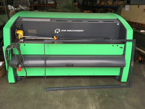 HM Machinery JBS 2000 / 3.0 mm 2018