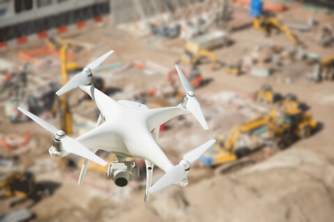 Kortlægning og modeller med droner