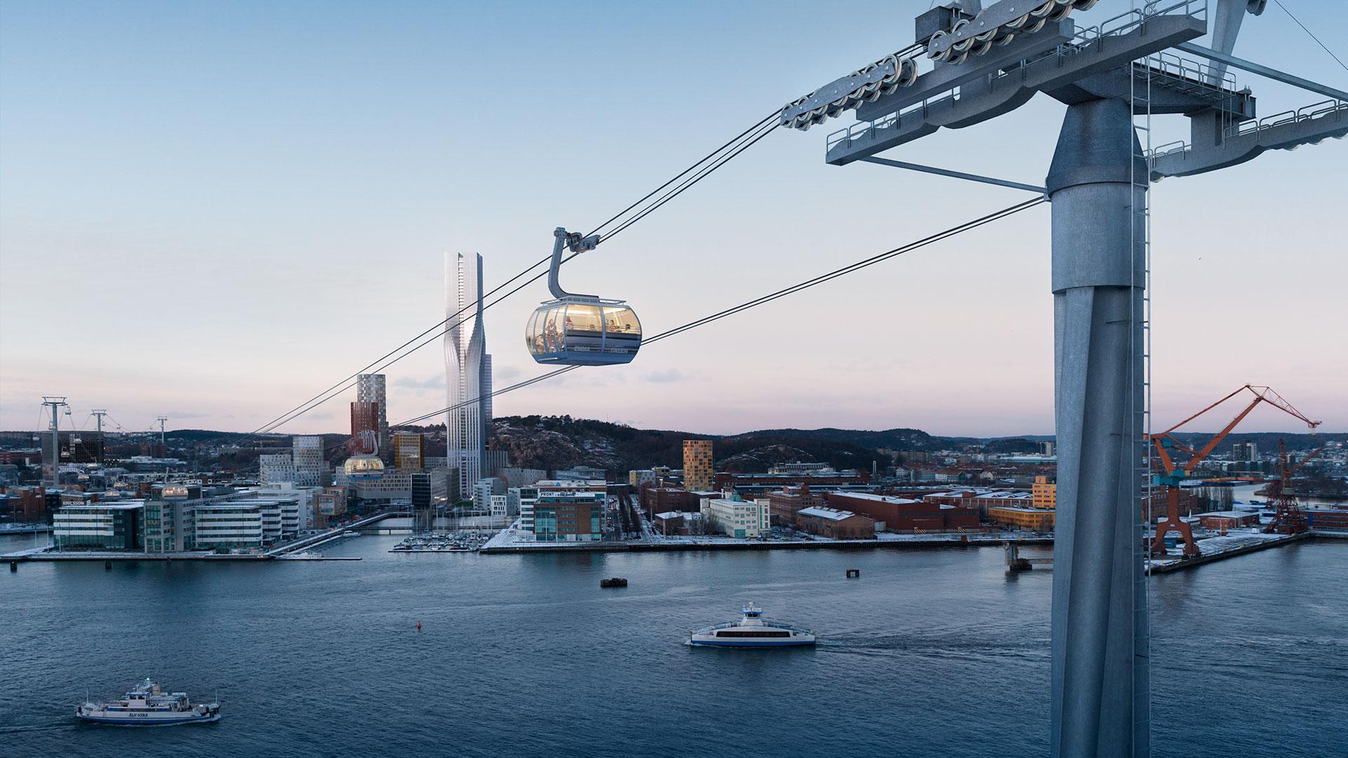 Citys miljardbygge tar plats i big five