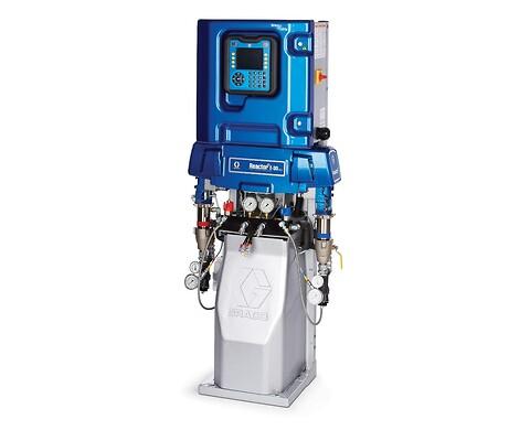 Graco Reactor E-XP2 Polyurea Pumpe fra Norclean AS