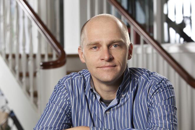Adm. direktør Martin Skou Heidemann er yderst tilfreds med seneste regnskab