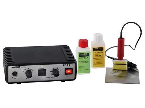 Mærkning Pico Elektrolytisk  12-50-4