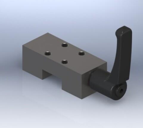Aluflex System - Manuelt låseelement (HK)