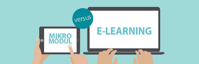 mikrolearning og e-learning - hvornår bruger man hvad