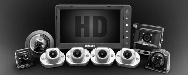 Brigade Backeye 360 HD system för skarp bild