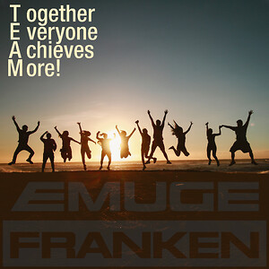 EMUGE-FRANKENs nyckel till framgång är teamwork.