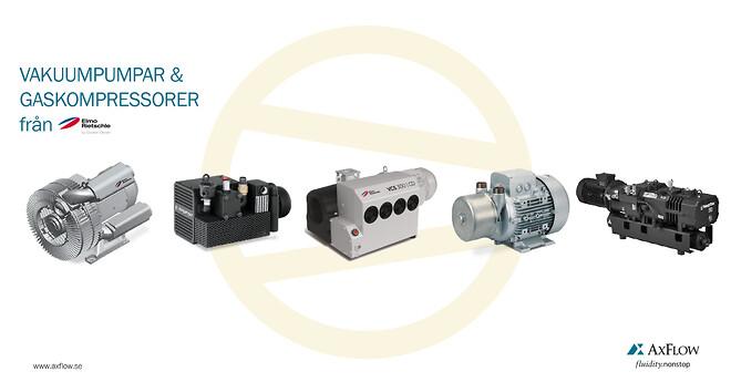 Elmo Ristechle vakuumpumpar och gaskompressorer
