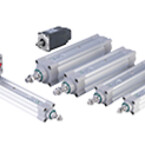 Pneumax, pneumatik, pneumatc, KH-Technic ApS, elektriske cylindere