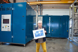 Envotherm vinner DI Sønderjyllands Initiativpris 2020