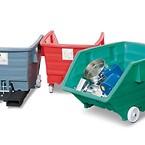 Tipcontainere til affald