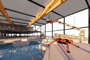 Riwal tilbyder nu 30 BIM-modeller af udlejningsflåden. Hent modellerne gratis
