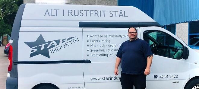 Star Industri - ny medarbejder på CNC- fræs og drejning