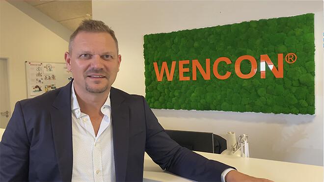 Ole Eriksen CEO of Wencon