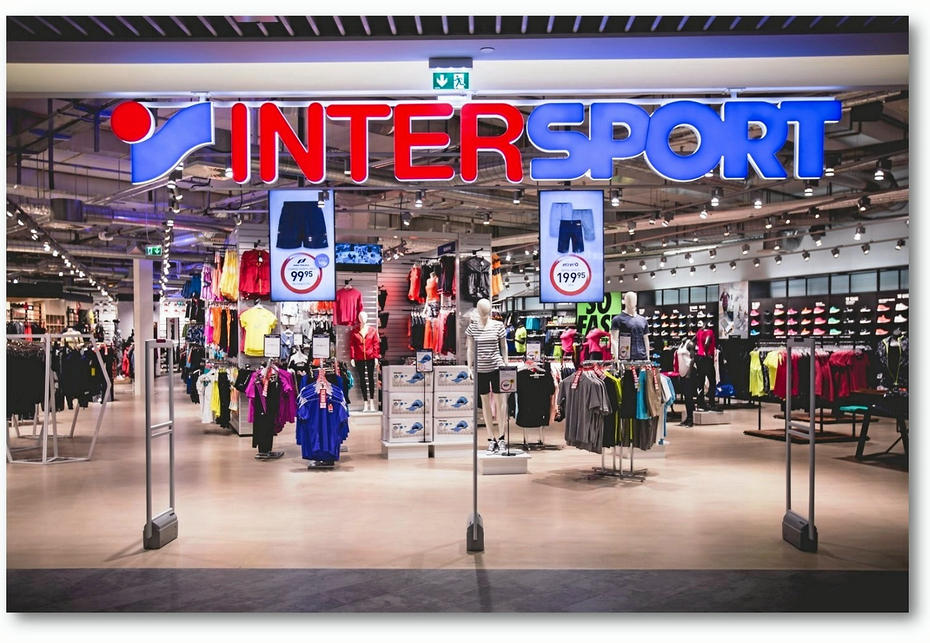 Intersport creates a real formula experience with tritonX