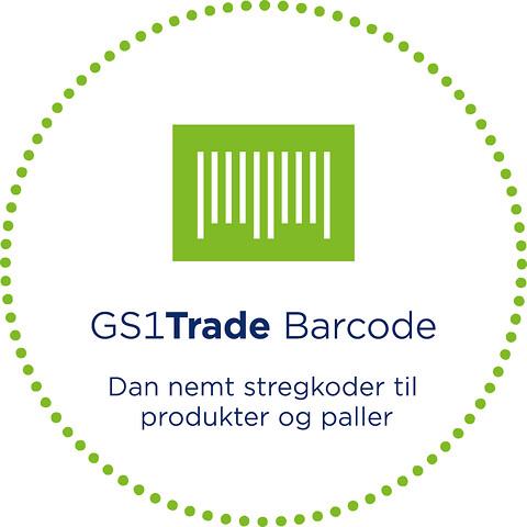 Lav dine egne stregkoder med GS1Trade Barcode - GS1 Denmark\nGS1Trade Barcode\nstregkoder\nstandarder\nLav dine egne stregkoder\nstregkodeværktøj