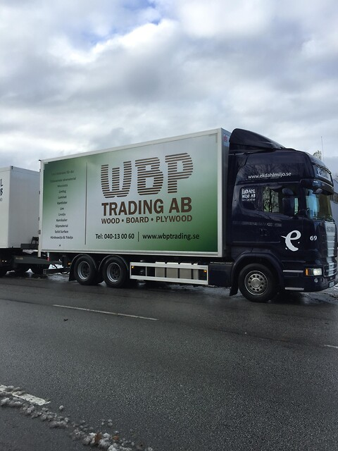 WBP Trading AB söker Administratör/Innesälj
