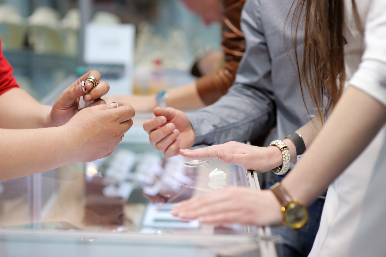 smykkeforretning nykøbing f