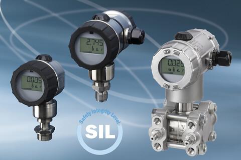 JUMO trykktransmitter med SIL-sertifisering