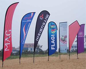 Beachflag Strandflag