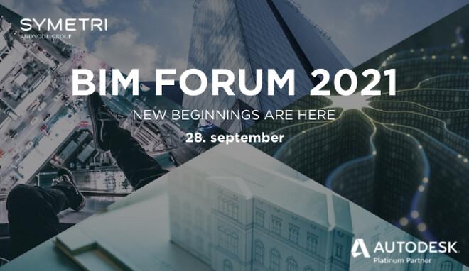 Glæd dig til BIM Forum 2021 d. 28/9