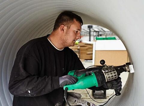 Plastmontøren laver alt inden for plastsvejsning - Plastmontøren laver vi alt inden for plastsvejsning