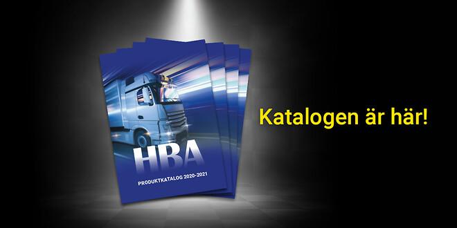 Produkt katalogen 2020-2021 HBA fordonsteknik