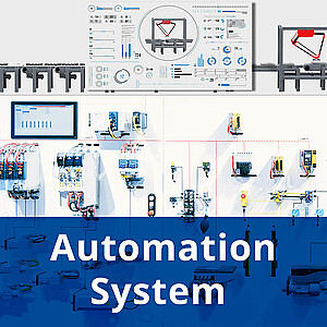 Lenze har et bredt automationsprogram