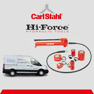 Carl Stahl A/S Hi-Force samarbejde