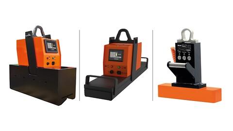 Kampanjepriser på løftemagneter fra EIVA-SAFEX AS