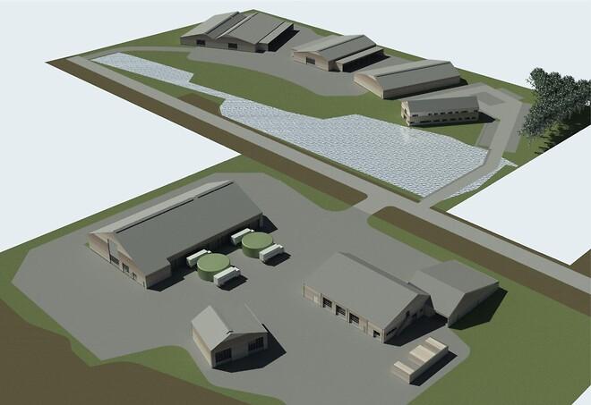 Materielgård Aalborg
