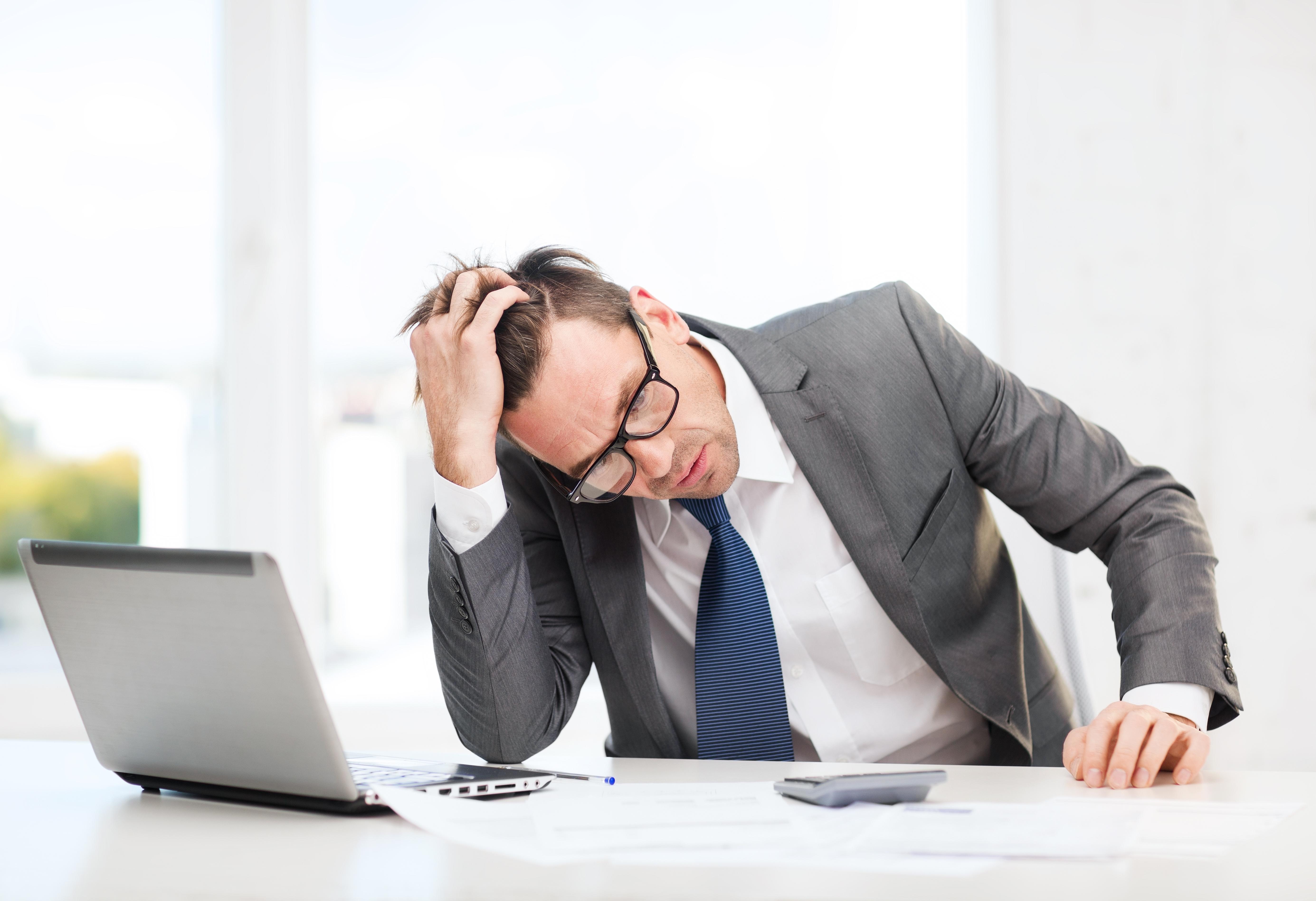 Farre konkurser i november