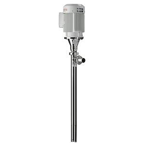 hygienisk fatpump Flux pump