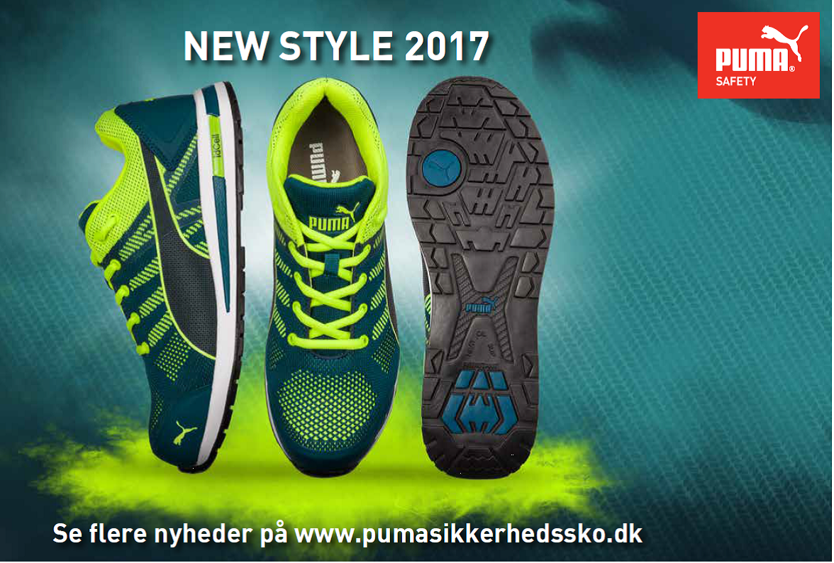 Puma nyhed Building Supply DK